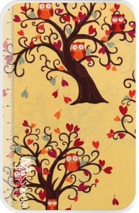owl-be-there---trees-ochre-yardage-by-kanvas-studios-for-benartex-fabrics-sku_-0566131b