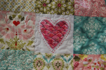 cori dantini applique heart