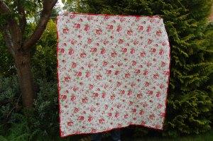 quilt back - rosalie